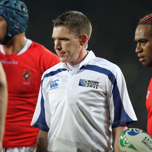 Irish Rugby | Irish Referees Involved In World Cup's Final Games