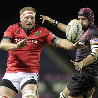 Munster Ring The Changes For Ulster Test