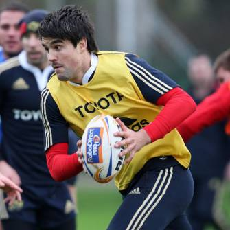 Munster Select Squad To Face Ospreys