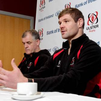 Ulster Announce Squad For Scarlets Clash