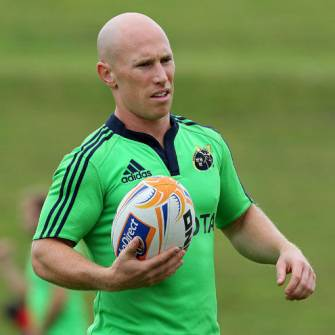 Munster Building New-Look Squad For 2012/13 Season
