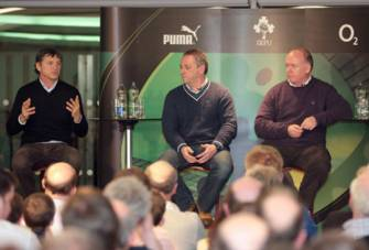 Ireland Coaches Night A Huge Success