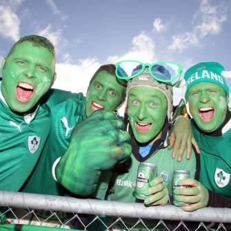 Ireland v Scotland: Late Returns On Sale