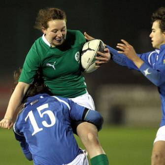 Irish Rugby TV: Ireland Women v Italy Women Highlights