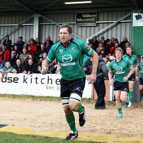 Irish Rugby | Swift Becomes League's Most-Capped Player