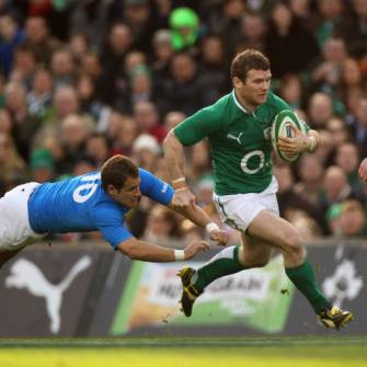D'Arcy Signs New Ireland Contract