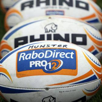 TV Coverage Details Confirmed For PRO12 Matches
