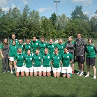 Ireland Land Tough Draw For Women's Sevens World Cup