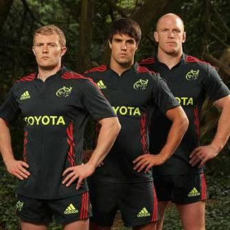 Munster Unveil New Alternate Kit
