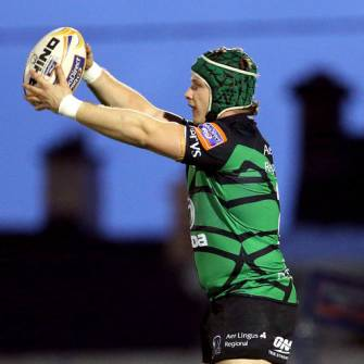 Connacht Make Changes Up Front