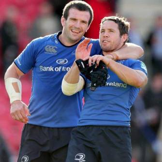 Jennings Captains Youthful Leinster Side