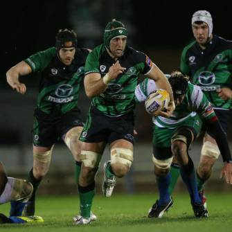 Connacht Receive Fitness Boost