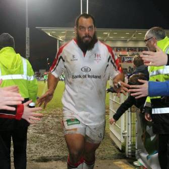 Afoa On Loosehead Side For Ulster
