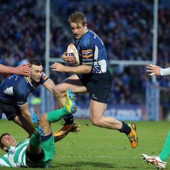 Sweeping Changes To Leinster Team