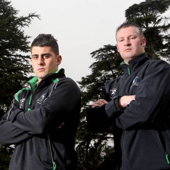 Connacht Launch 'Grassroots To Green Shirts'