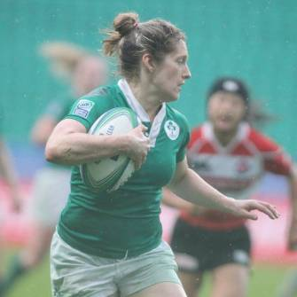 Ireland Reach Cup Quarter-Finals In China