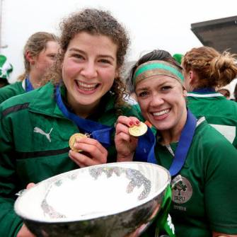 Second Pool Victory For Ireland Women