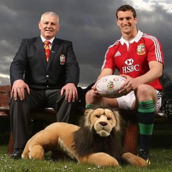 Nine Irish Players In Lions Squad