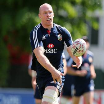 O'Connell to Lead Lions Against Barbarians