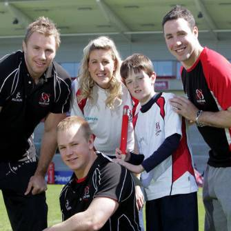 Ulster Launch 'Design A Mascot' Competition