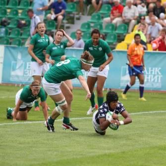 Ireland Women Miss Out In Tense Quarter-Final