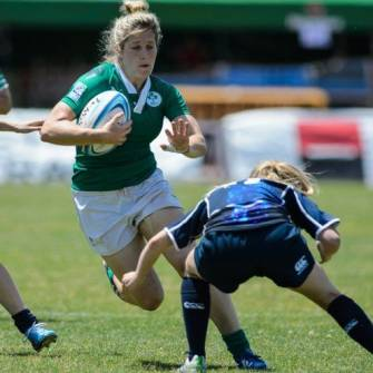 Ireland Women Qualify For Cup Quarter-Finals And World Series