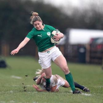 Ireland Lose Out To Defending Champions Australia