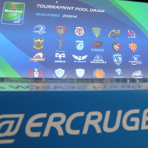 Irish Rugby | Heineken Cup Pool Draw Takes Place In Dublin