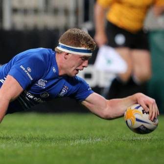 Leinster Lose Out To Saints