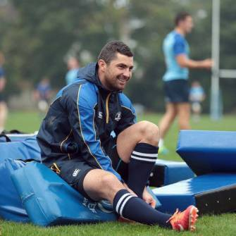 O'Brien In The Frame For Leinster's Limerick Trip