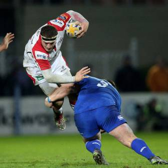 Quartet Expected To Be Available For Ulster