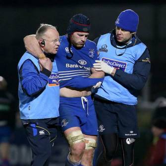 Injured O'Brien Requires Surgery