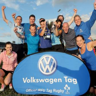 IRFU Volkswagen Tag Summer Leagues In 2014