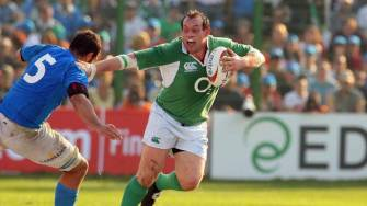 Simon Best To Join IRUPA Hall Of Fame