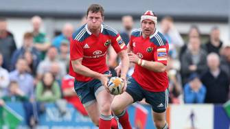 Hurley And Murphy Extend Munster Contracts