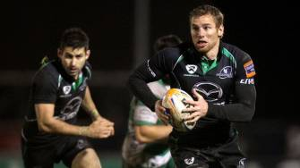 Duffy, Murphy And Parks Among Connacht's Outgoing Players