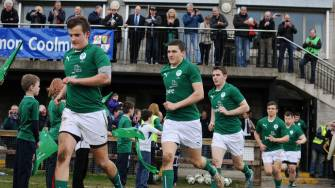 Irish Rugby TV: Ireland U-18 Schools XV v Scotland U-18s Highlights