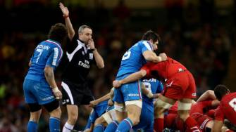 Clancy And Lacey To Referee In Rugby Championship