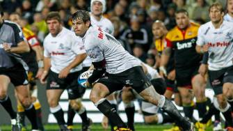 South African Full-Back Ludik Signs For Ulster