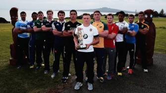 'One Game At A Time' For Ruddock's Ireland