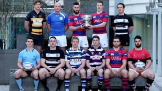 2014 Ulster Bank League Awards