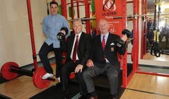 Ballybeen Community Gym Opens With Support From Ulster Rugby