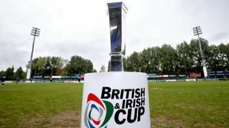 Draw Made For 2014/15 British & Irish Cup