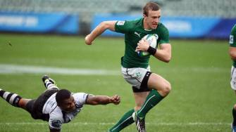 Five New Recruits For Connacht Academy