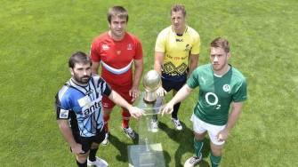 Emerging Ireland Team Named For Romania Match