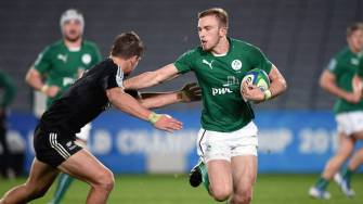 In Pics: New Zealand Under-20s 45 Ireland Under-20s 23
