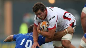 Back Rower Reidy Set For PRO12 Bow With Ulster