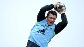 O'Mahony Captains Strong Munster Side