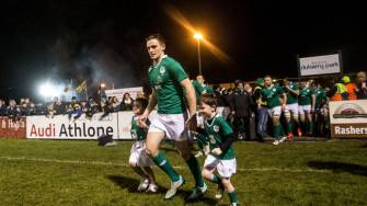 Ireland Under-20s Unchanged For England Clash