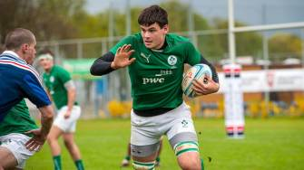 Ireland U-19 Team Announced For First France Game